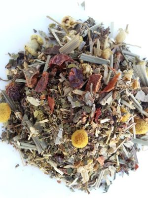 Rise Herbal Tea Blend